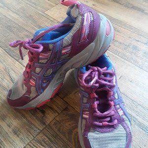 Asics 6 Gel Venture 5 Tennis Shoes 💜